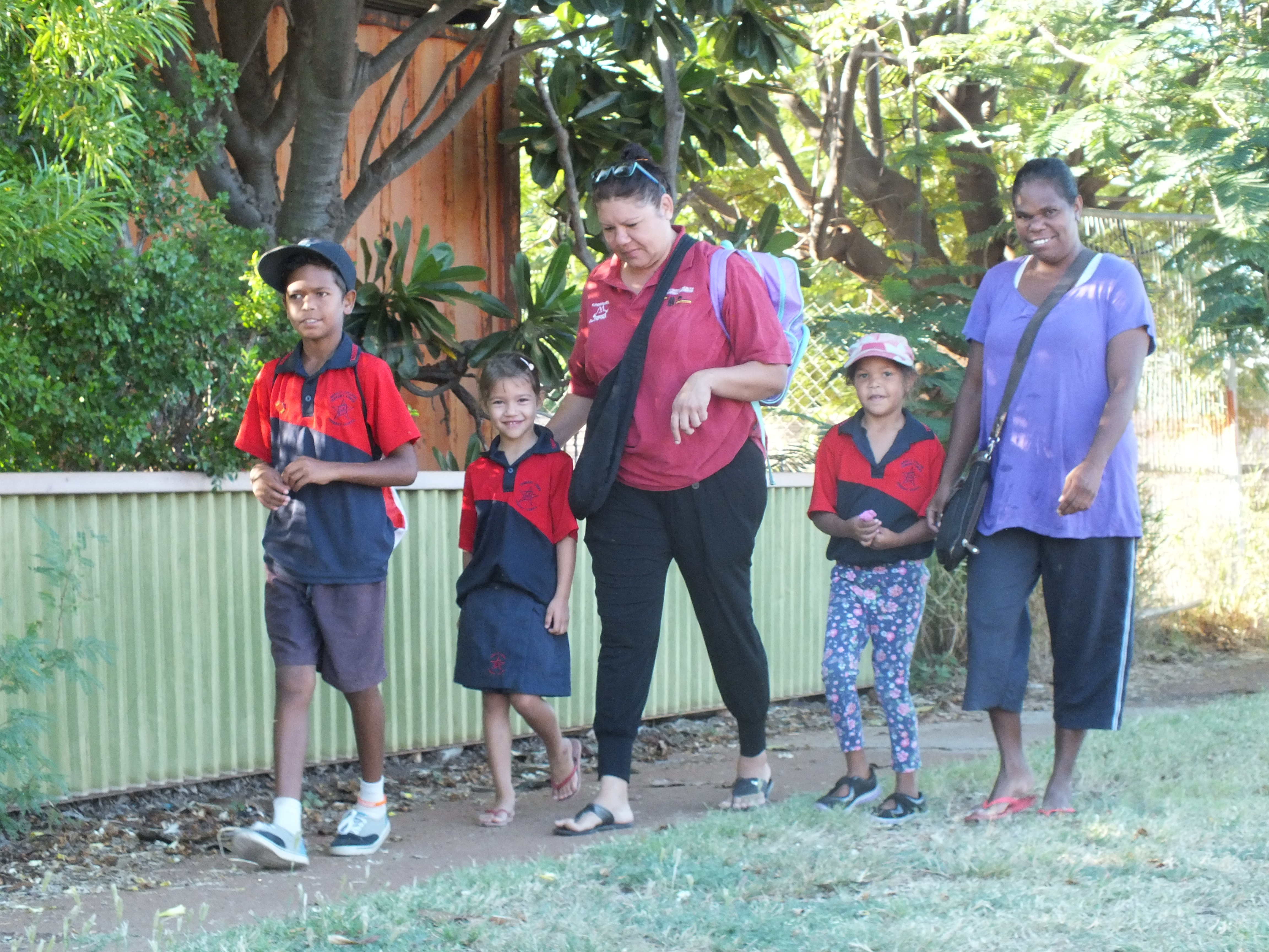 Tennant Creek Australia  city images : Tennant Creek locals find walking the first step to better school ...