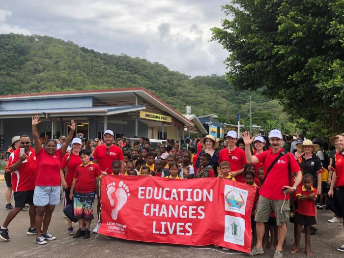 Back to school on Palm Island | Indigenous gov au