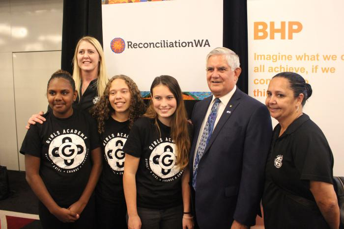 Reconciliation WA : Speech Minister Wyatt | Indigenous gov au