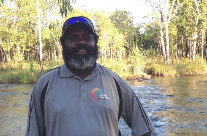Ramingining Indigenous Engagement Officer Norman Daymirringu, NT