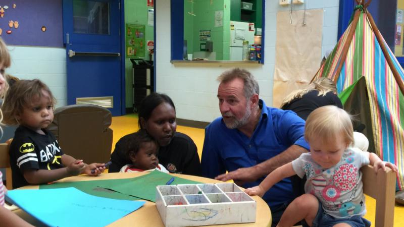 Yuendumu Child and Family Centre