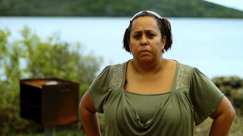 Torres Strait woman Sandra Pilot