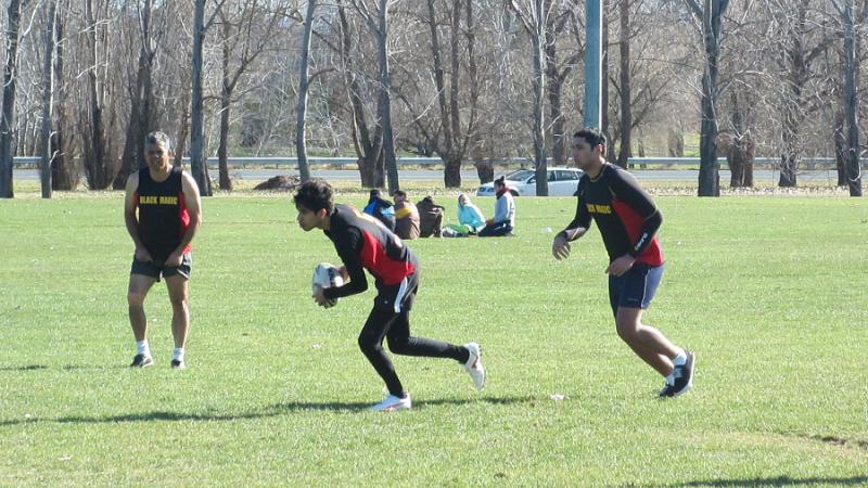 Indigenous APS trainees