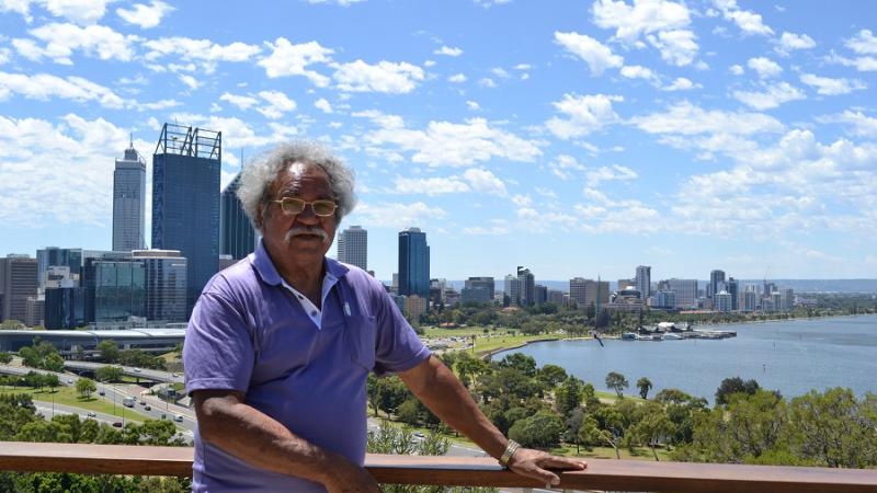 Elder, Richard Wilkes, Perth, WA