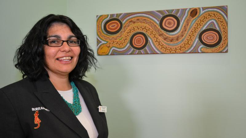 Burrandies Aboriginal Corporation CEO Emma Hay, Mount Gambier, SA.
