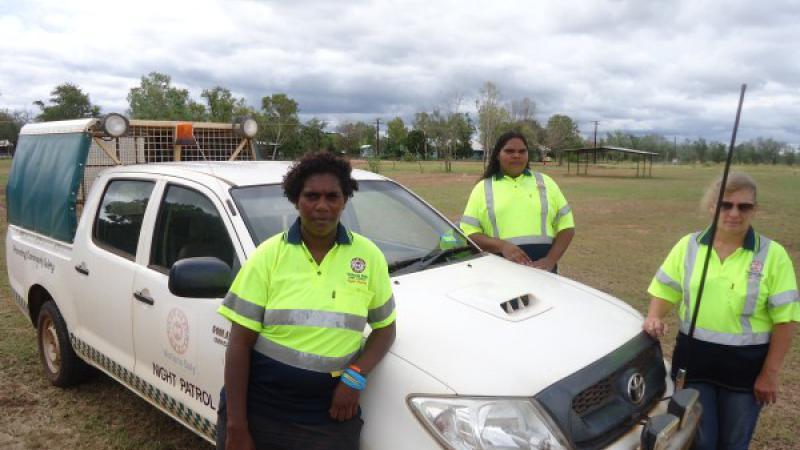 Bulla Night Patrol Employees