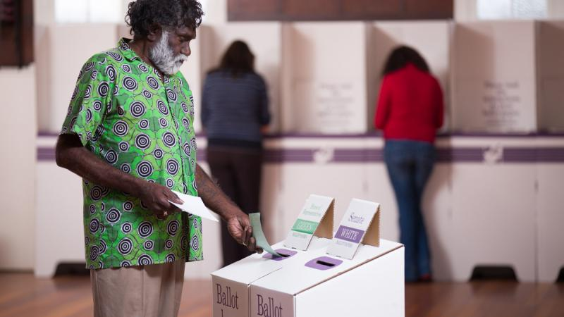 Indigenous voters are urged to enrol now for the 7 September federal election.