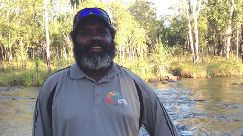 Ramingining Indigenous Engagement Officer Norman Daymirringu, NT